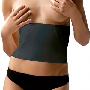 Shaping corset black