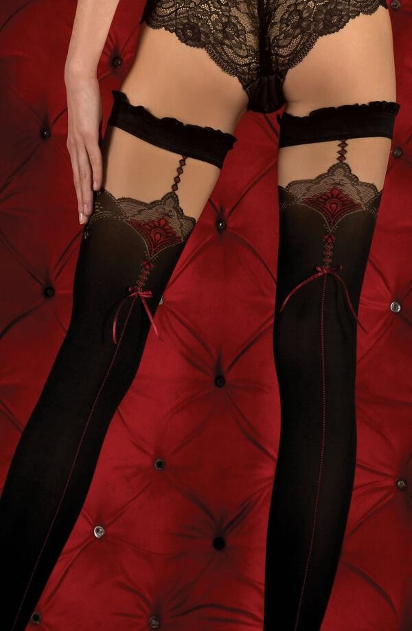 Ballerina Red HoldUps