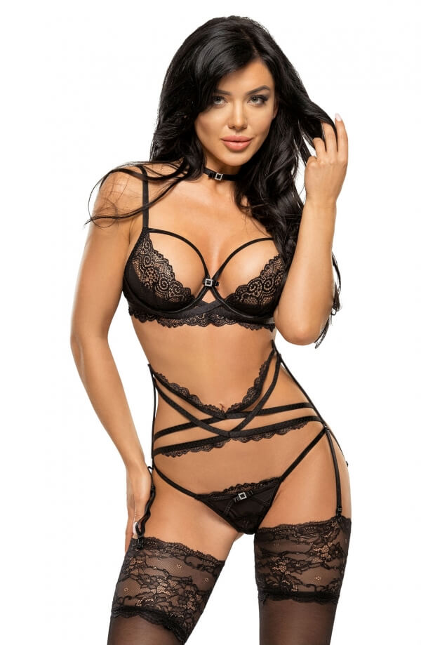 Diamond Lingerie Set