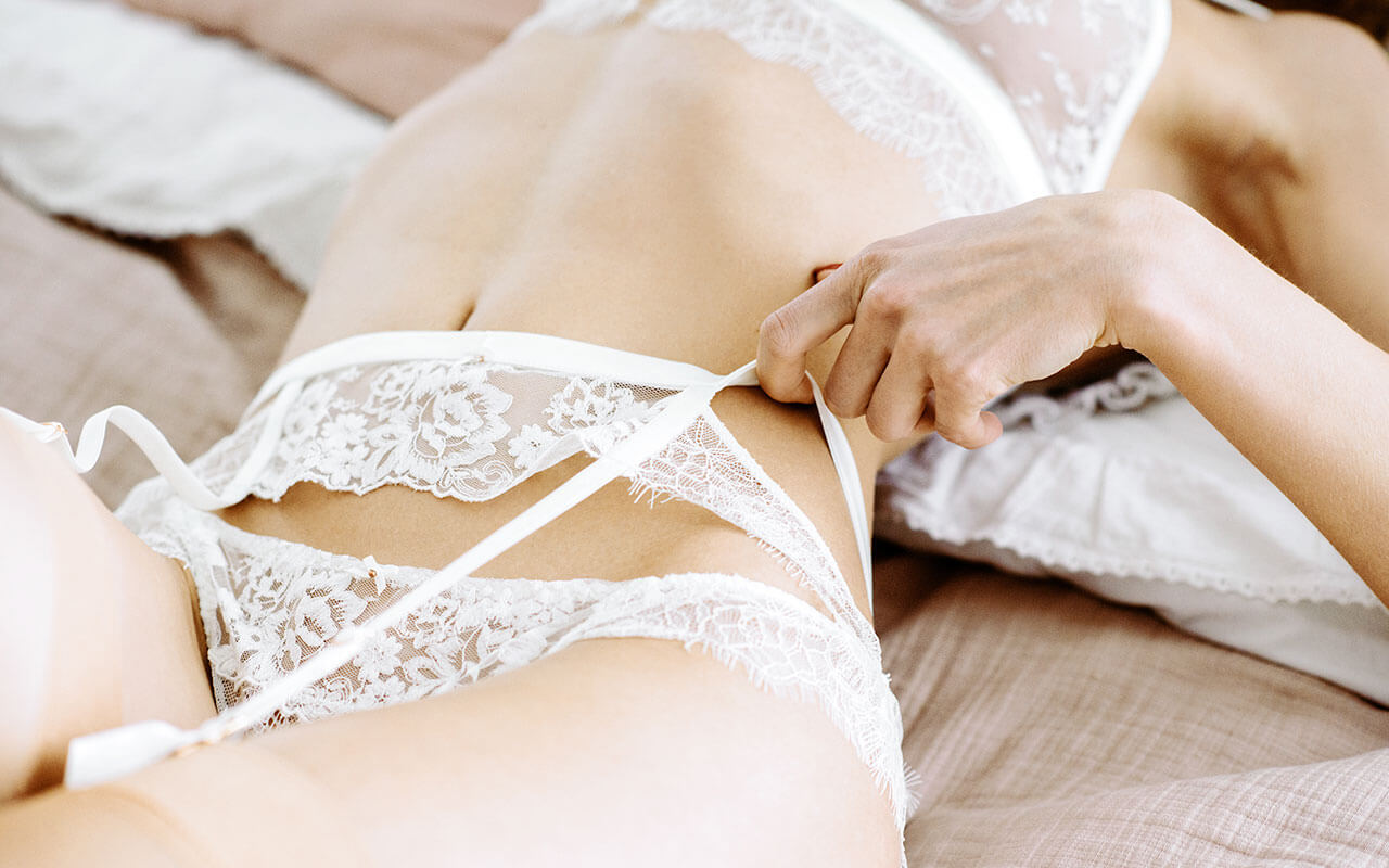Your Guide to the Perfect Wedding Lingerie