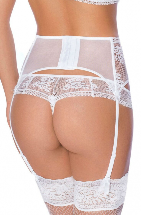 Euterpe Suspender Belt