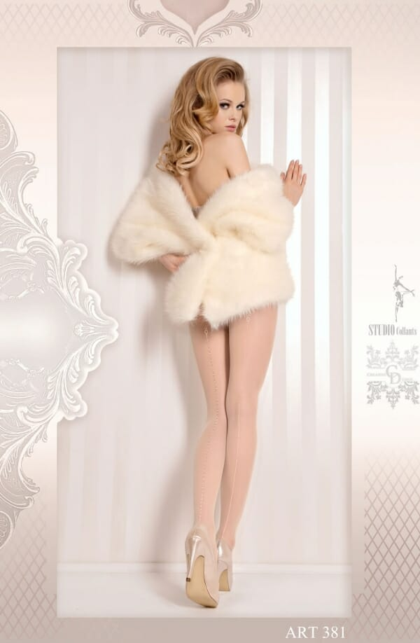 Ballerina 381 Ivory Tights