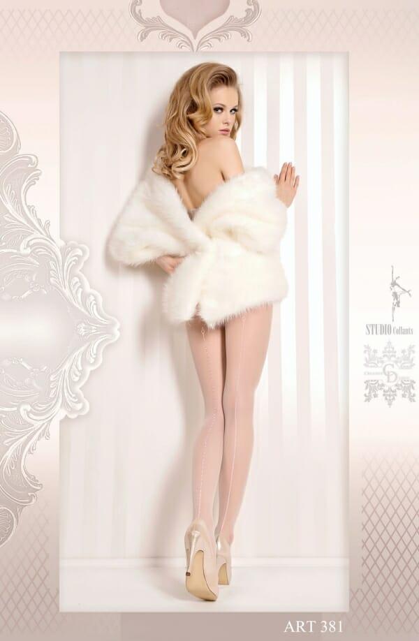 Ballerina 381 White Tights