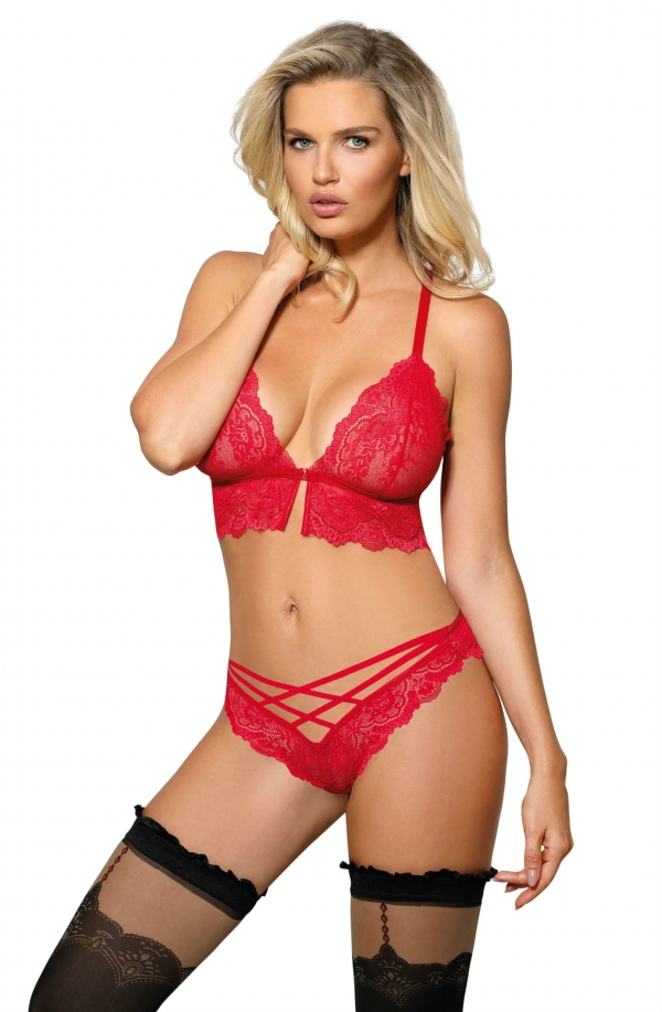 Zuza Thong Red
