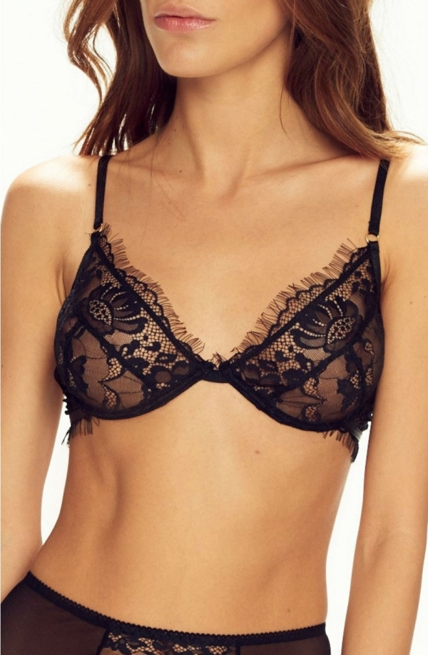 Forever Soft Bra Black