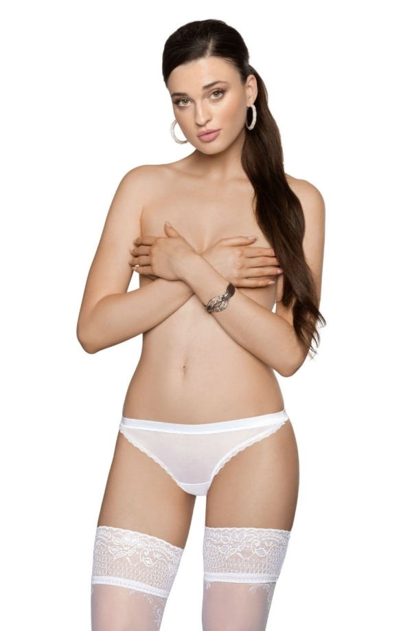 Malani Thong White