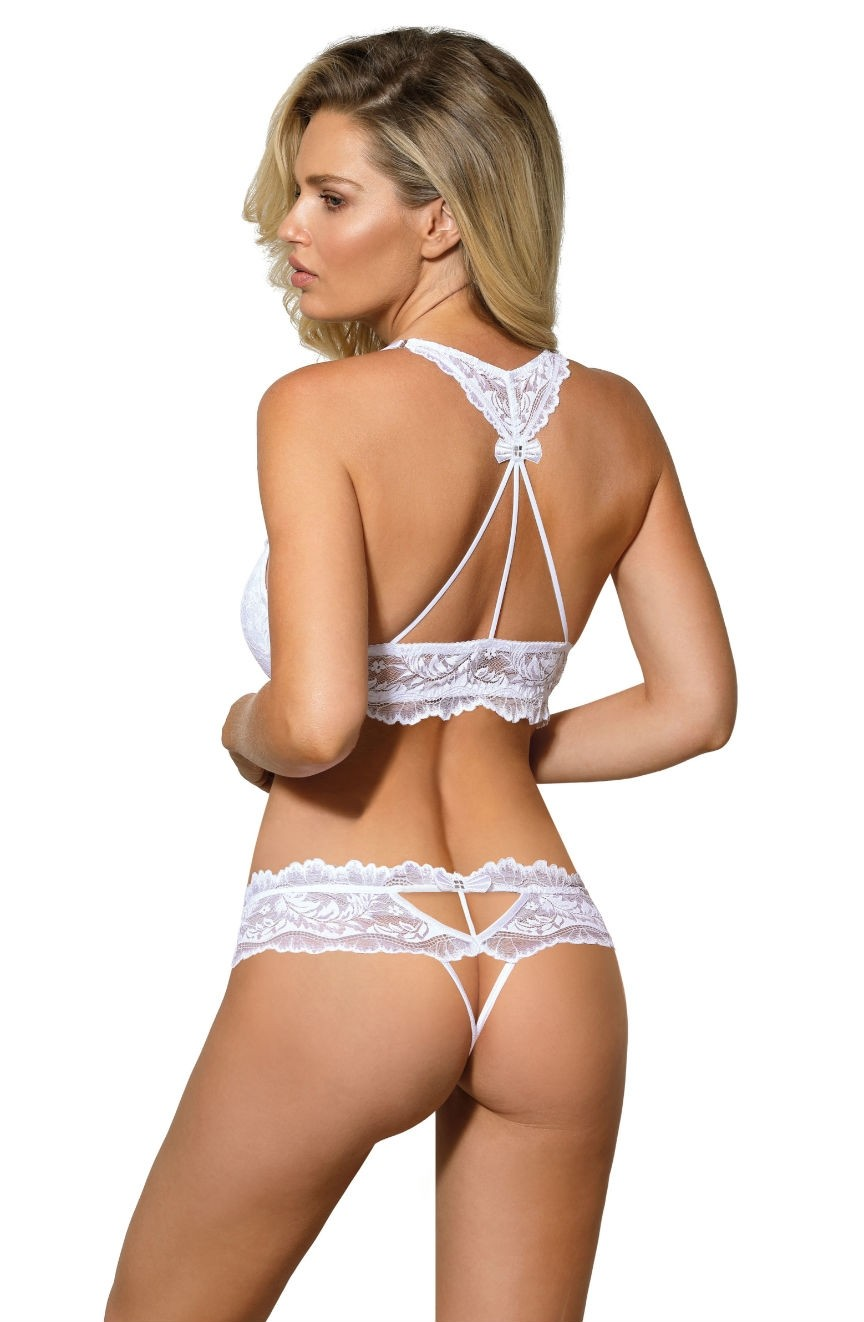 Sefia Thong White