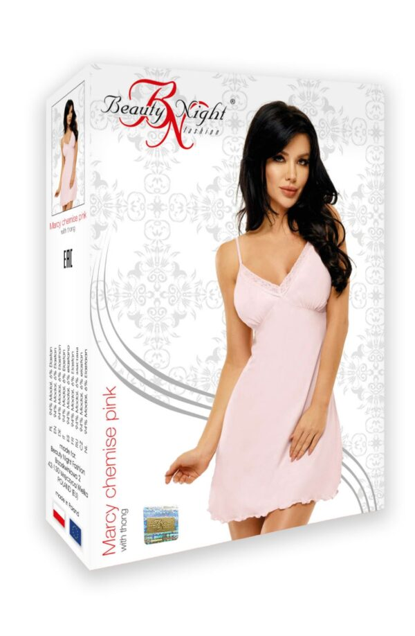 Marcy Chemise Pink