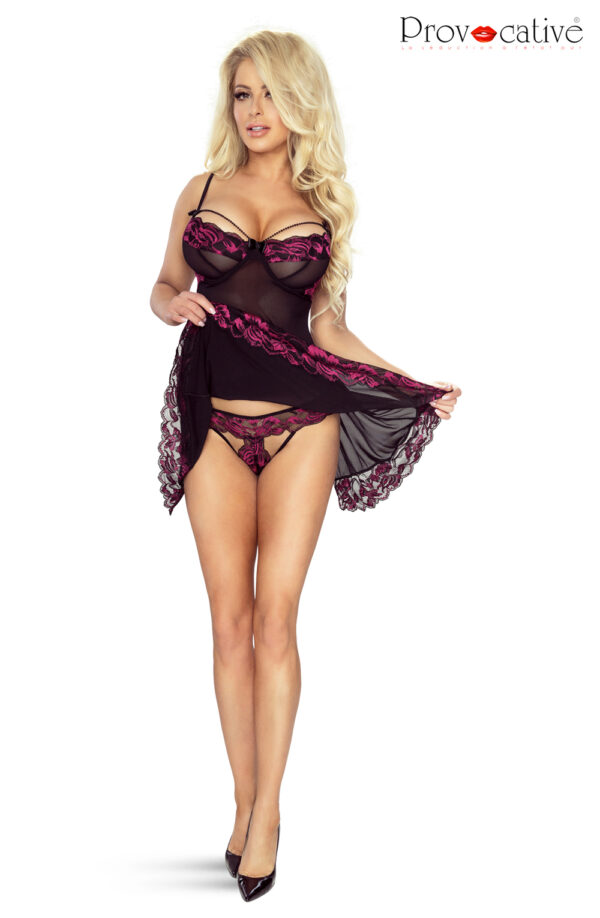 Regard Prive Babydoll Set