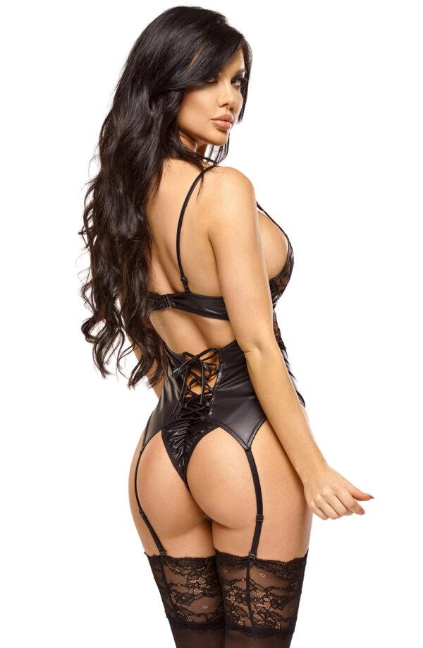 Shaina Corset Set