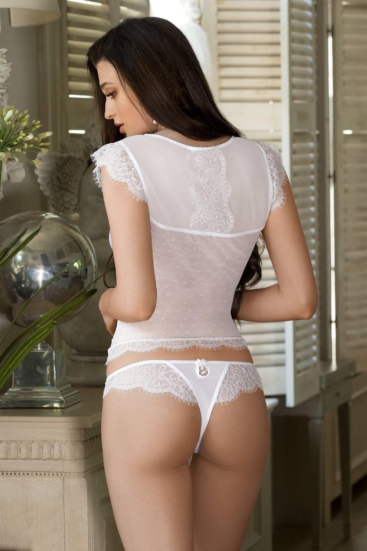 Roza Erii White Shirt