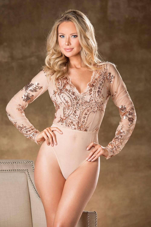 Sequined Bodysuit
