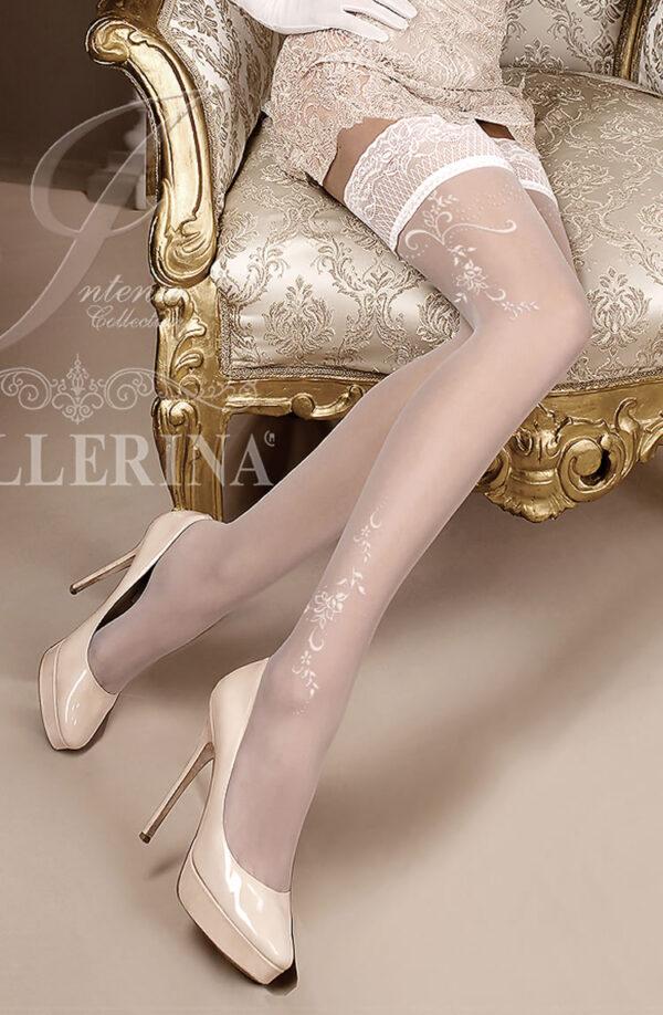 Ballerina 256 Hold Up Avorio (Ivory)