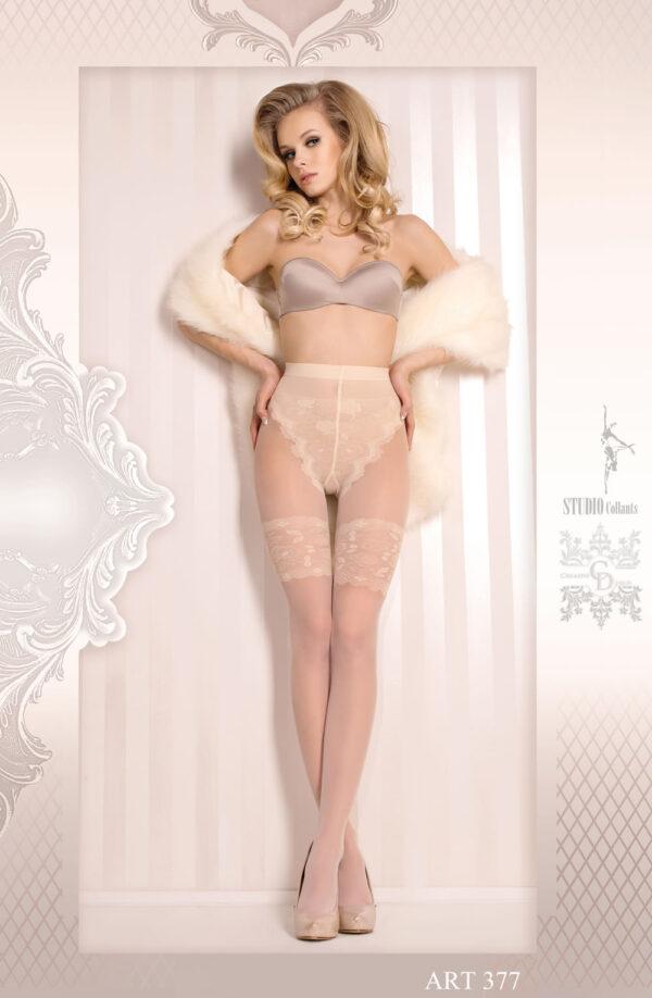 Ballerina 377 Tights Avorio (Ivory)