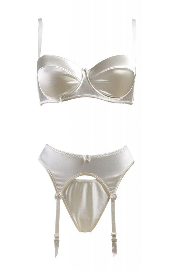 Lucy Suspender Cream