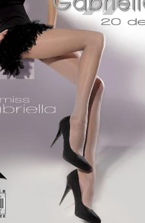 Classic Miss Gabriella 20 Tights