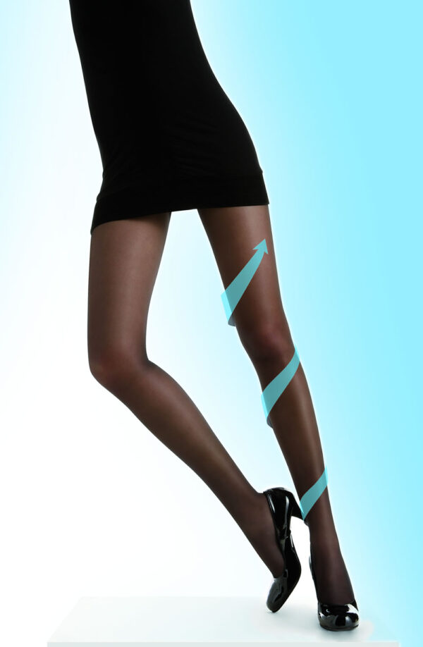 Control 920152D Shaping Tights Marrone