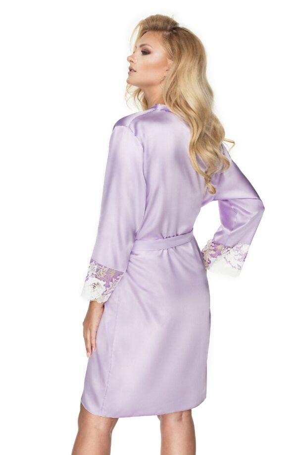 Andromeda Dressing Gown Lavender