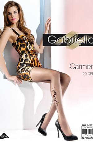 Fantasia Carmen 369 Tights Nero