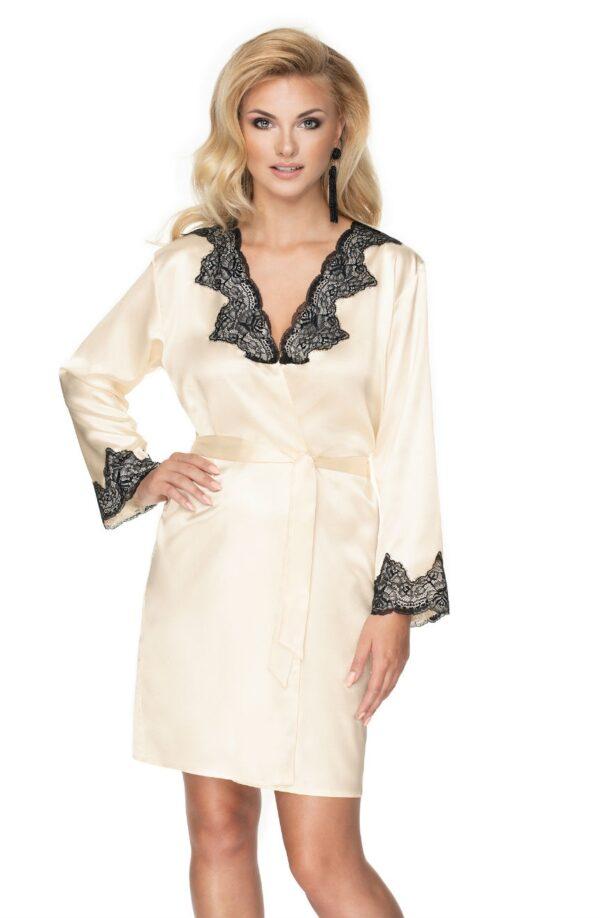 Juniper Cream Dressing Gown