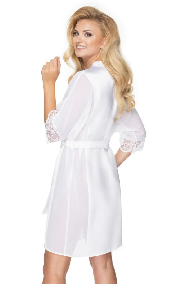 Sharon Dressing Gown White