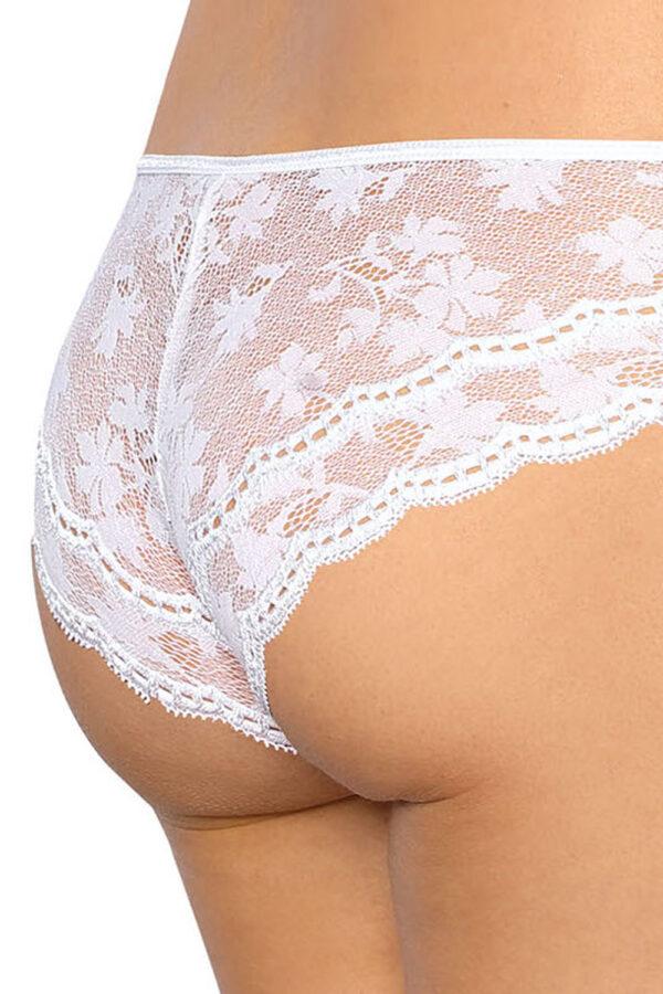 Lagerta Brief White
